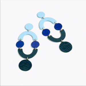 NWT J. Crew Circlet Earrings